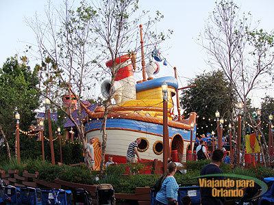Donald´s Boat