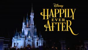 A Disney irá transmitir ao vivo no seu blog a estreia de Happily Ever After