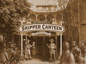 O restaurante Jungle Navigation Co. Ltd. Skipper Canteen será inaugurado no dia 16 de dezembro de 2015