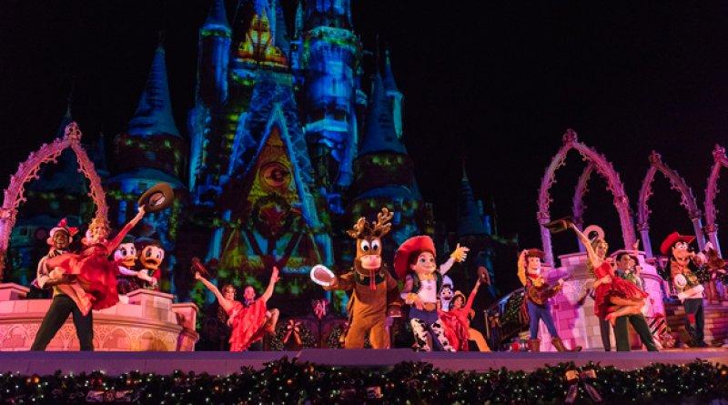 O Natal no Magic Kingdom – Mickeys Very Merry Christmas Party