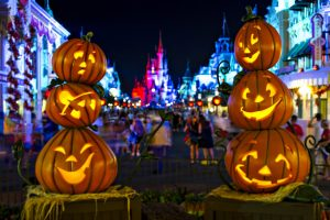 Mickey's Not-So-Scary Halloween Party começa hoje no parque Magic Kingdom