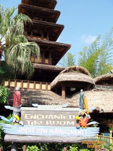 The Enchanted Tiki Room – Under New Management