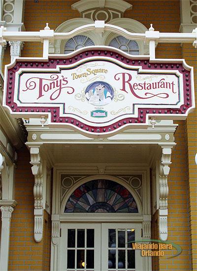 Tonys Town Square Restaurant