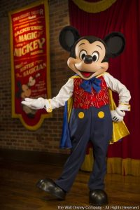 Meet Magician Mickey Mouse