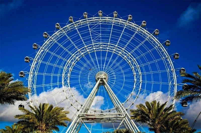 As atrações The Orlando Eye, Madame Tussauds Orlando e Sea Life Aquarium Orlando serão inauguradas em 04 de maio de 2015