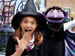 Muitos sustos e diversão em família no Halloween Spooktacular do SeaWorld Orlando