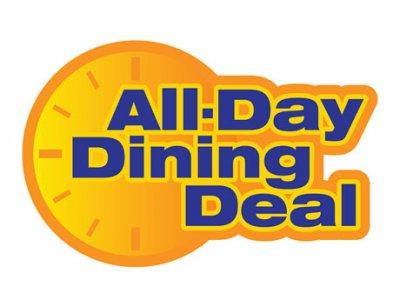 SeaWorld Orlando – All Day Dining Deal