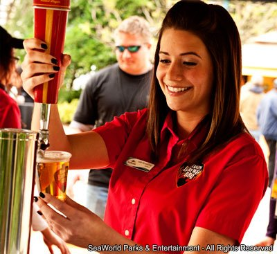 Bands, Brew & BBQ está de volta aos parques SeaWorld Orlando e Busch Gardens Tampa