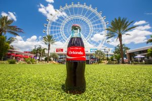 The Orlando Eye se torna The Coca-Cola Orlando Eye