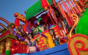Viajando para Orlando no Carnaval
