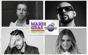 Fifth Harmony, Sean Paul e Mackelmore estão entre as estrelas que se apresentarão na celebração Mardi Gras 2018 no Universal Orlando Resort