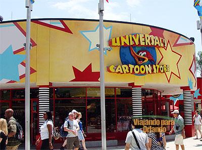 Cartoon Store