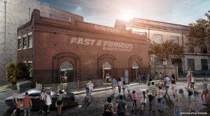 A Universal divulgou mais informações sobre a atração Fast & Furious – Supercharged que será inaugurada em 2018