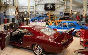 A Universal revelou novas imagens da atração Fast & Furious – Supercharged