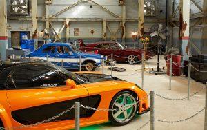 Já está em funcionamento a atração Fast & Furious – Supercharged no parque Universal Studios Florida