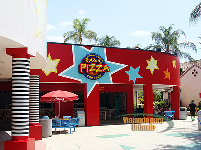 Kid Zone Pizza Company