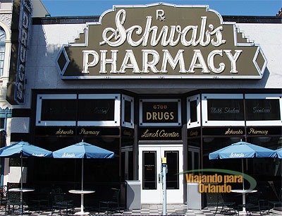 Schwab's Pharmacy