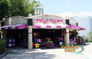 The Barney Shop