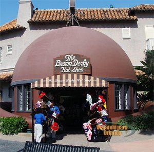 The Brown Derby Hat Shop