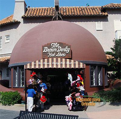 The Brown Derby Hat Shop