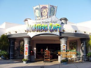 Universal Studios' Classic Monsters Cafe