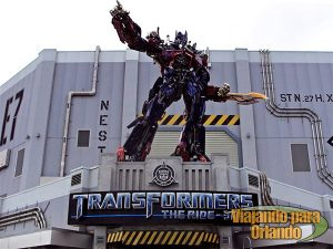 Transformers: The Ride – 3D
