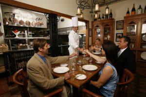 O Victoria & Albert's recebeu dois prêmios muito importantes no mundo da gastronomia