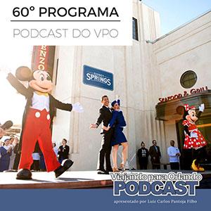 Viajando para Orlando – Podcast – 60