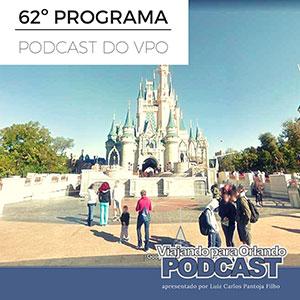 Viajando para Orlando – Podcast – 62