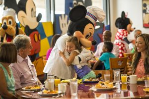 Chef Mickeys at Disney's Contemporary Resort