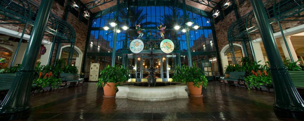 Disney's Port Orleans Resort – French Quarter