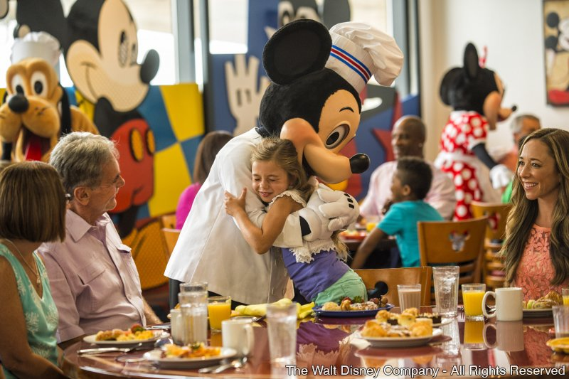Magia dos Sabores – Cape May e Chef Mickey's