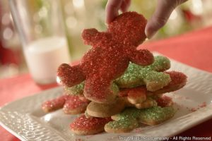 Gingerbread Cookies – Receita do Disney's Grand Floridian Resort & Spa Bakery