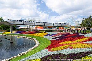 Fatos divertidos! Topiaria, paisagismo e novas comidas e bebidas no 21º Epcot International Flower & Garden Festival
