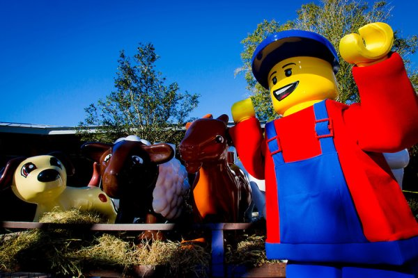 DUPLO Valley será inaugurada no parque Legoland Florida no dia 23 de maio de 2014