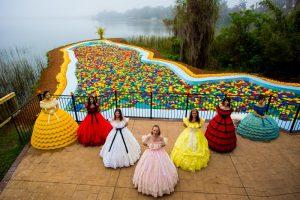 LEGOLAND® Florida reabre mais algumas seções do Cypress Gardens