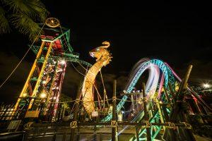 O evento Busch Gardens Summer Nights terá início no dia 25 de maio