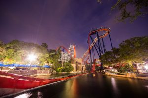 Busch Gardens Summer Nights