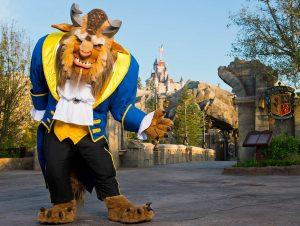 """Viva as emoções de """"A Bela e A Fera"""" no Walt Disney World"""