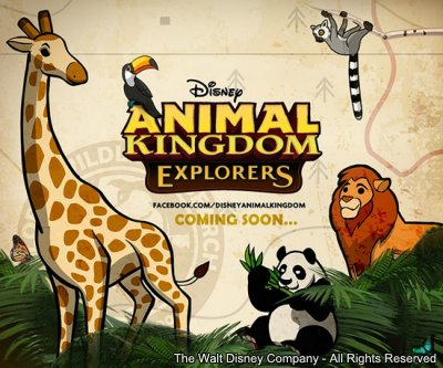 Disney Animal Kingdom Explorers – Facebook