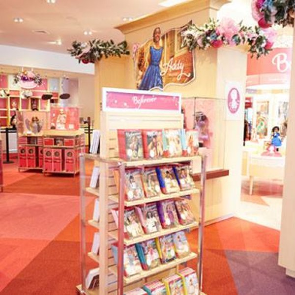 American Girl em Orlando no Florida Mall