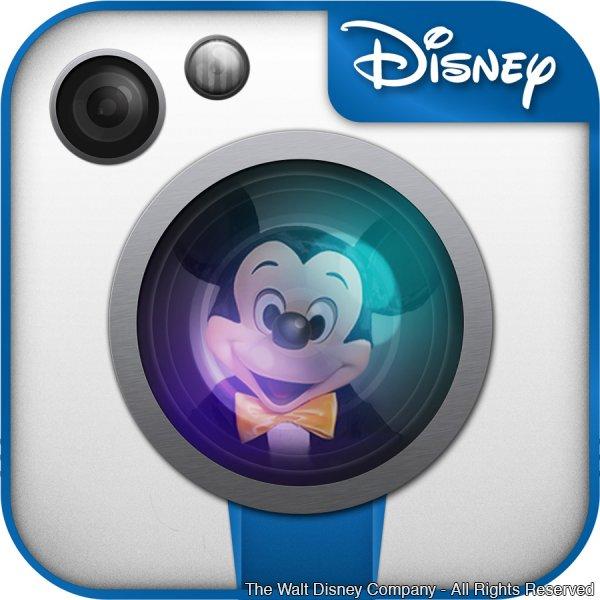 Você já testou o aplicativo Disney Memories HD?