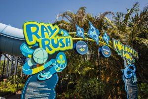 Ray Rush chega ao Aquatica Orlando em 2018