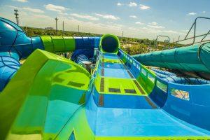 A nova atração Ray Rush será inaugurada no parque Aquatica Orlando no dia 12 de maio de 2018