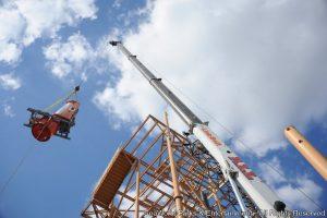 Aquatica Orlando conclui mais uma etapa da construção da nova atração Ihu's Breakaway Falls