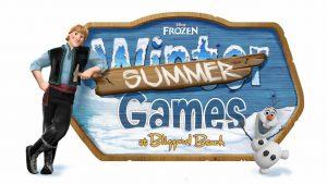 O Frozen Summer Games terá início no dia 26 de maio de 2017 no Disney's Blizzard Beach