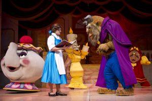 A Bela e a Fera será o novo espetáculo a bordo da Disney Cruise Line