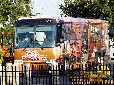 Busch Gardens Shuttle Express – reservas na internet