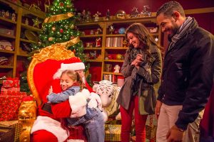 Os eventos de Natal do SeaWorld e Busch Gardens começam no dia 25 de novembro de 2016