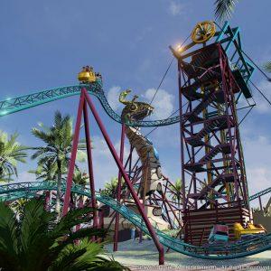 Cobra's Curse é a nova montanha-russa do Busch Gardens que será inaugurada em 2016